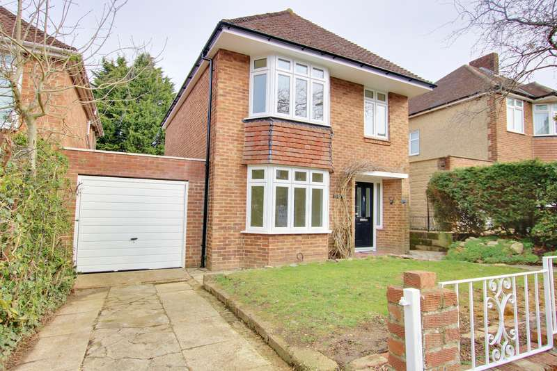 3 Bedrooms Detached House for sale in REFURBISHED PROPERTY! NO CHAIN! CHESSEL CRESCENT!