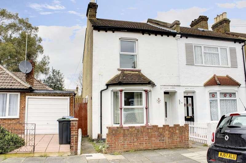 3 Bedrooms Semi Detached House for sale in Raynton Road, Enfield, London, EN3