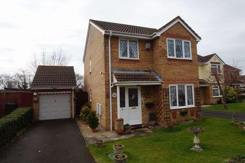 3 Bedrooms Property for sale in Hatcher Close, Burnham-On-Sea
