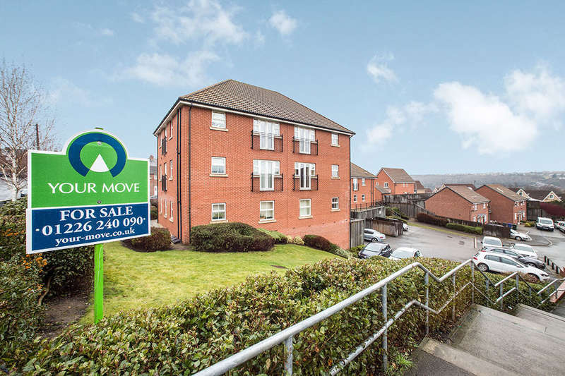 2 Bedrooms Flat for sale in Canal Street, Barnsley, S71