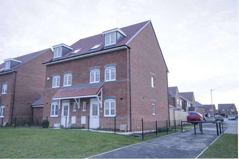 3 Bedrooms Semi Detached House for sale in Richardson Way, Consett, DH8