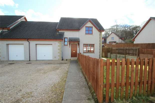 3 Bedrooms Detached House for sale in 32 Bain Avenue, Elgin, Moray