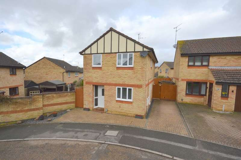 4 Bedrooms Detached House for sale in South Copse, East Hunsbury, Northampton, NN4