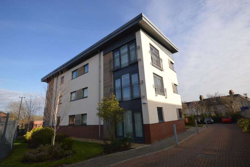 2 Bedrooms Flat for rent in Parkgate, Rosyth, Dunfermline, KY11