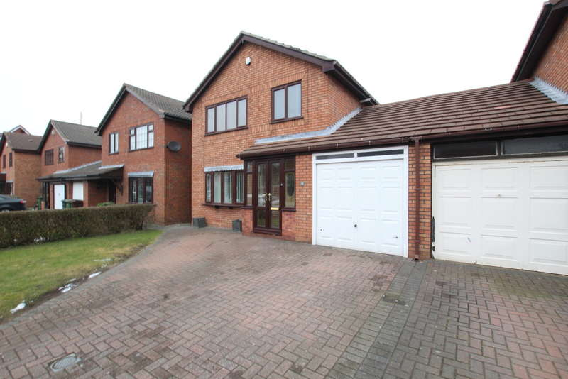4 Bedrooms Link Detached House for sale in Moret Close, Crosby, Liverpool, L23