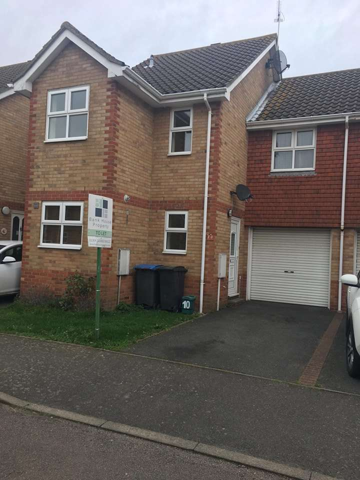 3 Bedrooms House for rent in Bamford Way, Deal, CT14