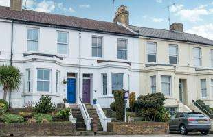 3 Bedrooms Terraced House for sale in Parrock Road, Gravesend, Kent, England