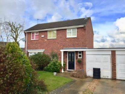 3 Bedrooms Detached House for sale in Melfort Drive, Leighton Buzzard, Beds, Bedfordshire