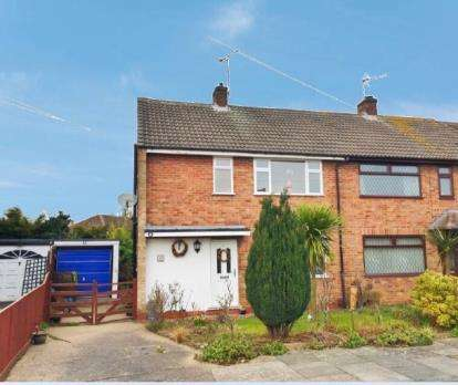 3 Bedrooms Semi Detached House for sale in Newland Close, Toton, Nottingham