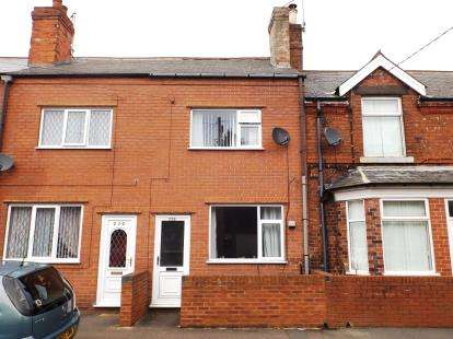 3 Bedrooms Terraced House for sale in Victoria Street, Hillstown, Bolsover, Chesterfield