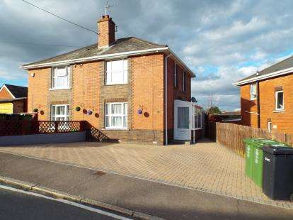 2 Bedrooms Semi Detached House for sale in Exeter, Devon, England