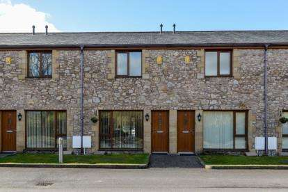 2 Bedrooms House for sale in Tewitfield Marina, Chapel Lane, Carnforth, Lancashire, LA6