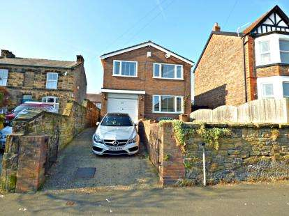 4 Bedrooms Detached House for sale in Lingdale Road North, Claughton, CH41