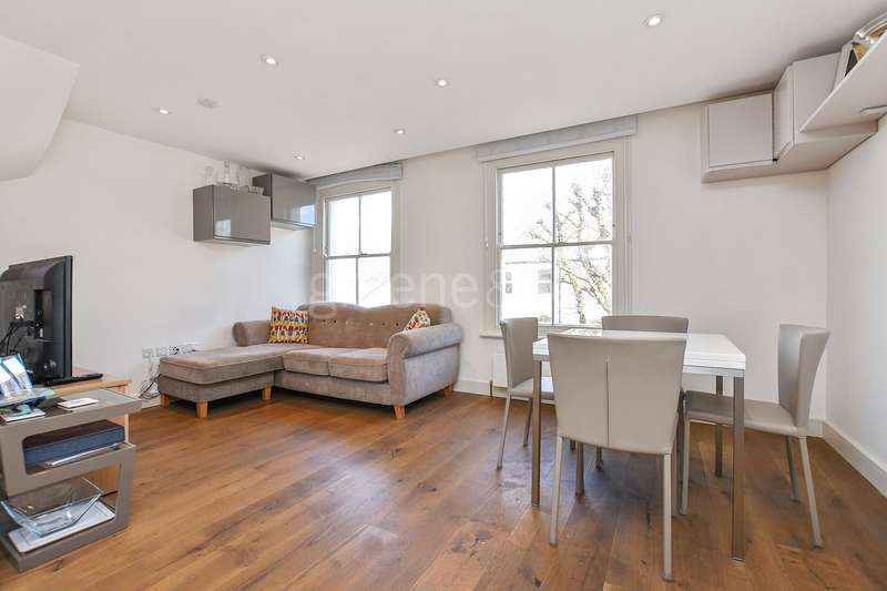 2 Bedrooms Flat for sale in Crewys Road, London, NW2