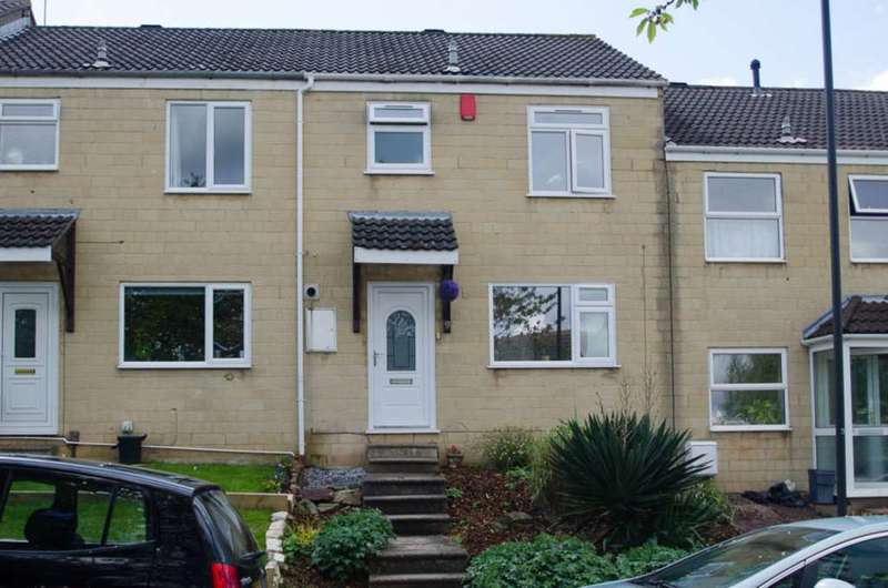 3 Bedrooms Terraced House for sale in Cheviot Way, Oldland Common