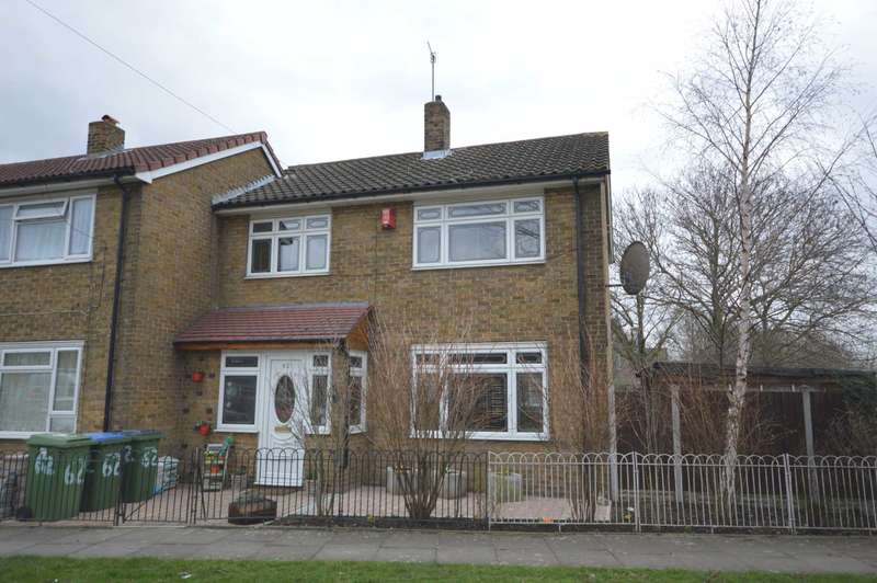 3 Bedrooms End Of Terrace House for sale in Ampleforth Road, London