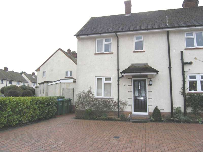 3 Bedrooms Semi Detached House for sale in Riverside Road, Oxhey