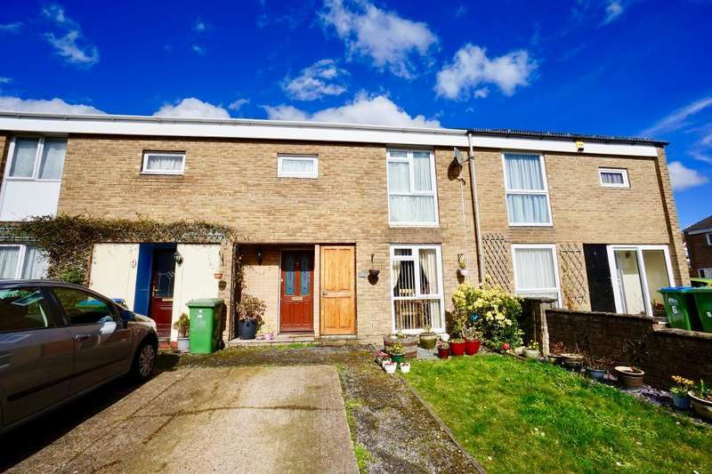 3 Bedrooms Terraced House for sale in Cheddar Close, Woolston, Southampton, SO19 2EZ