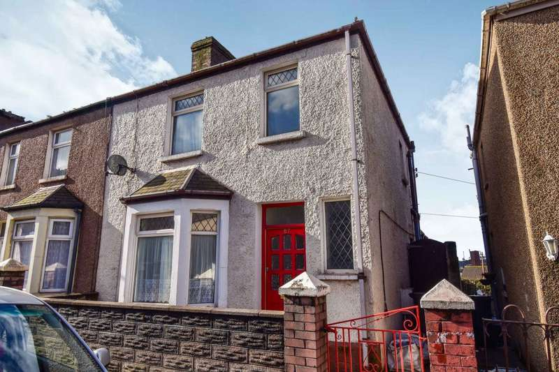 3 Bedrooms House for rent in Caradoc Street, Taibach, Port Talbot, SA13 1UD