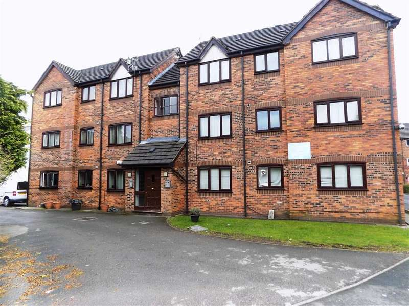 2 Bedrooms Flat for sale in Woodnewton Close, Manchester