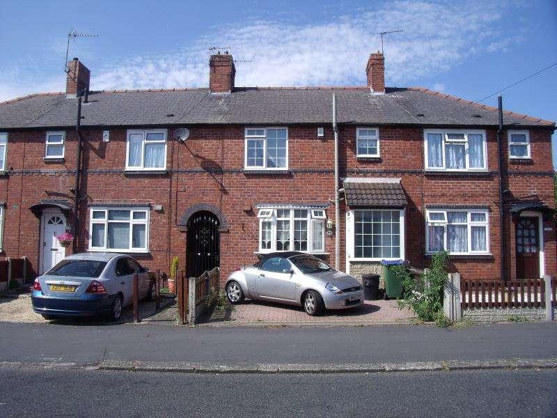 2 Bedrooms Terraced House for rent in Habberley Road, Rowley Regis, West Midlands, B65