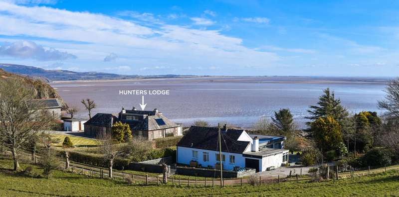 5 Bedrooms Detached House for sale in Hunters Lodge, Portling, Dalbeattie, Dumfries and Galloway, DG5