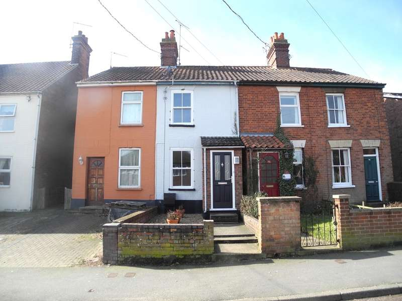 3 Bedrooms Terraced House for sale in St Georges Road, Beccles