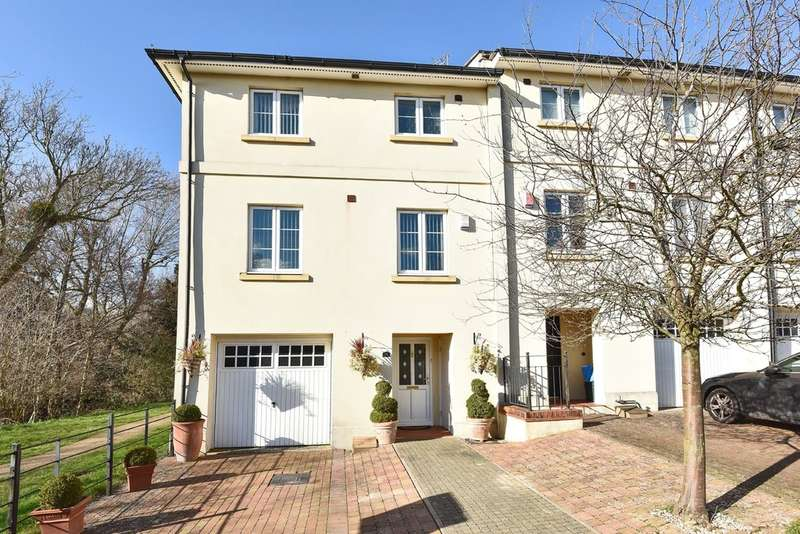 4 Bedrooms End Of Terrace House for sale in The Park, Cheltenham