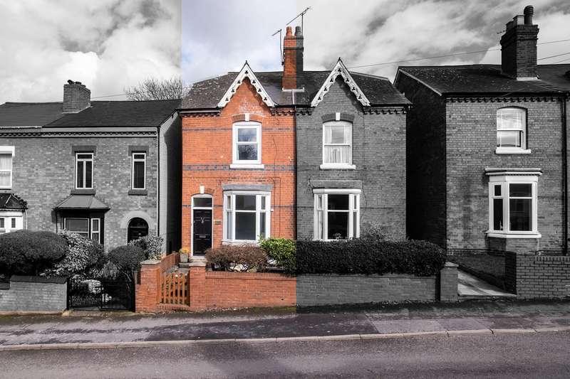 3 Bedrooms End Of Terrace House for sale in Nursery Road, Edgbaston, B15 3JX