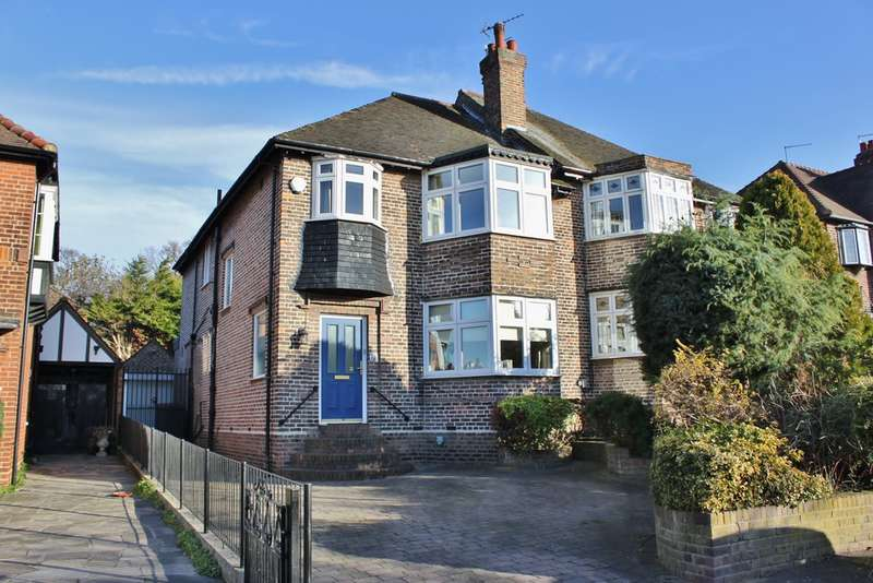 4 Bedrooms Semi Detached House for sale in Montalt Road, Woodford Green