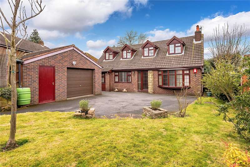 6 Bedrooms Detached House for sale in Kinver, 56 West Road, Ketley Bank, Telford, TF2