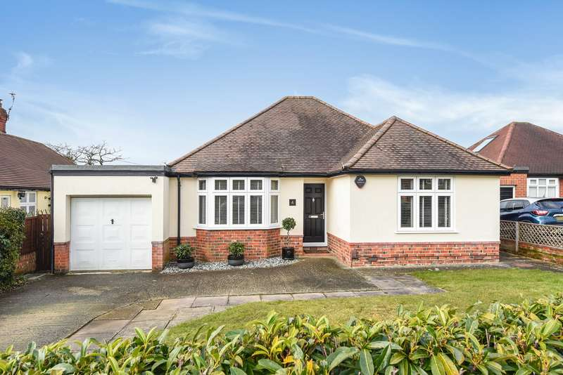 3 Bedrooms Chalet House for sale in Arthur Road, Wokingham, RG41