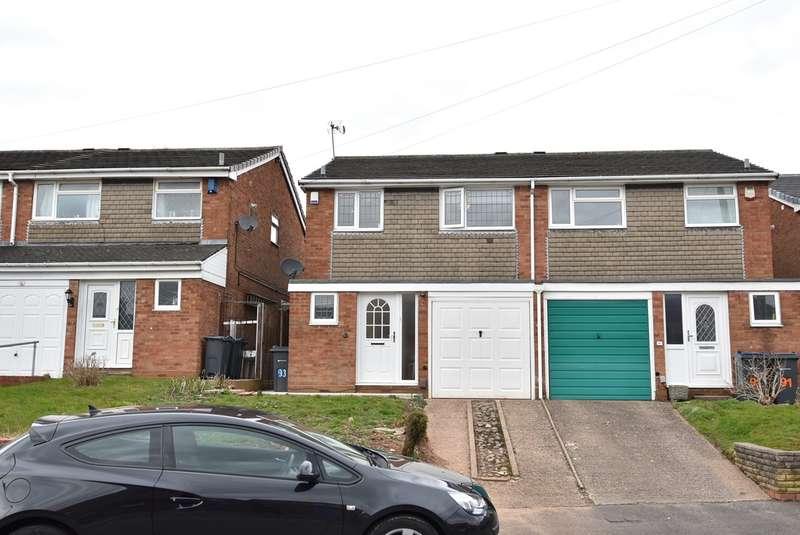 3 Bedrooms Semi Detached House for sale in Redwood Road, Kings Norton, Birmingham, B30