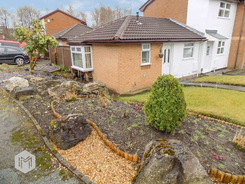 1 Bedroom Bungalow for sale in Wharfedale, Westhoughton, Bolton, BL5