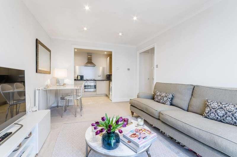 2 Bedrooms Flat for sale in Brompton Park Crescent, West Brompton, SW6