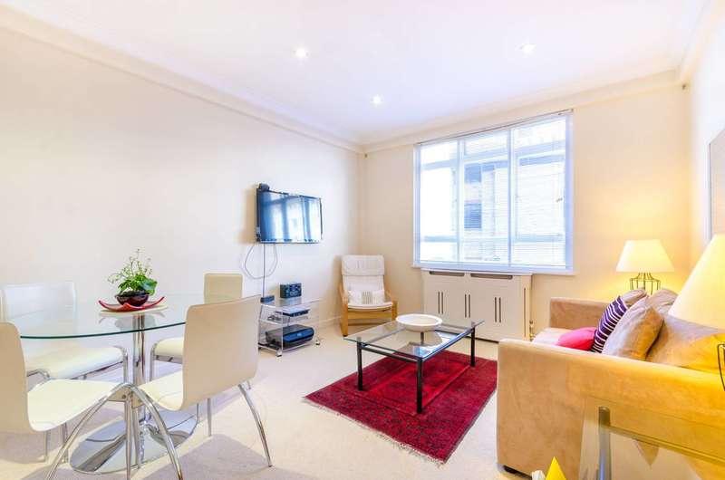 1 Bedroom Flat for rent in Palmer Street, St James's, SW1H
