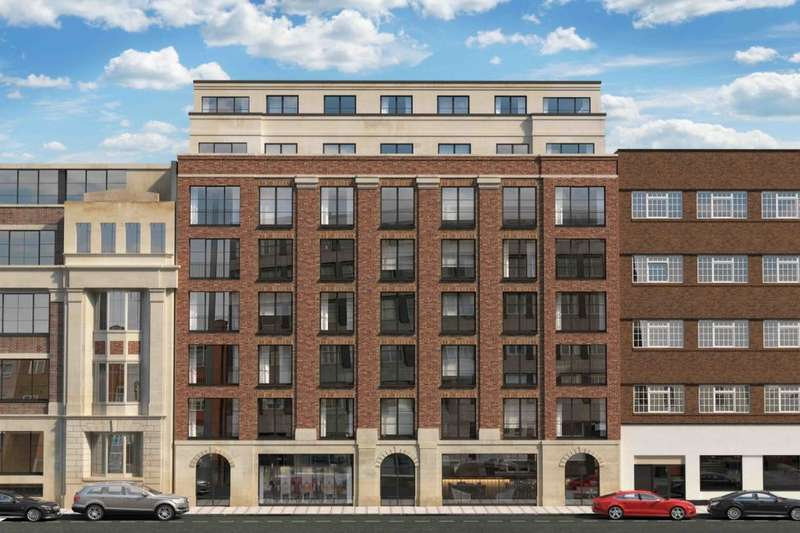 2 Bedrooms Flat for sale in Charles Street, Leicester, LE1