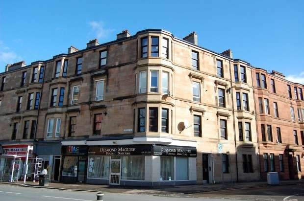2 Bedrooms Flat for sale in Dixon Road 2/2, Crosshill, G42