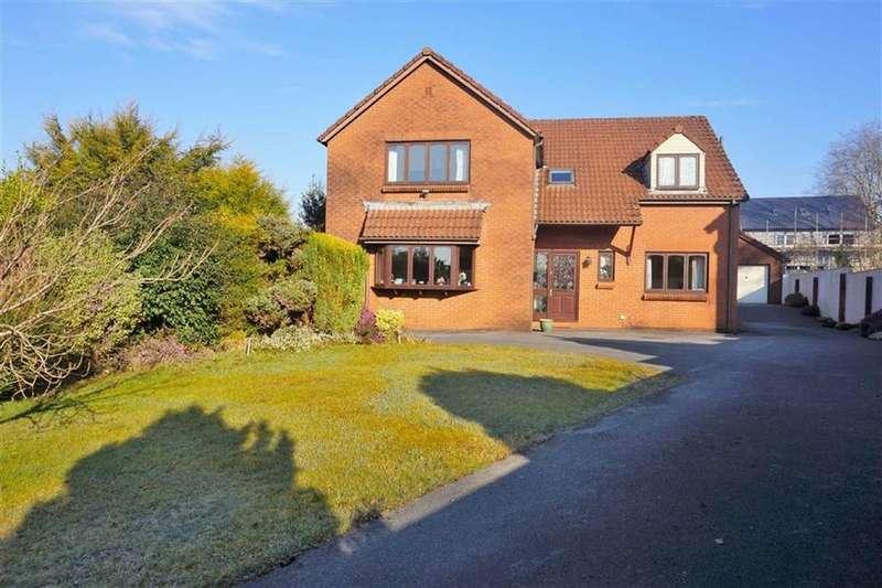 4 Bedrooms Detached House for sale in Llys Ger Y Llan, Swansea, SA4