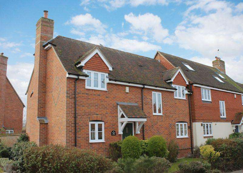 3 Bedrooms End Of Terrace House for sale in Charlton Village Road, Wantage