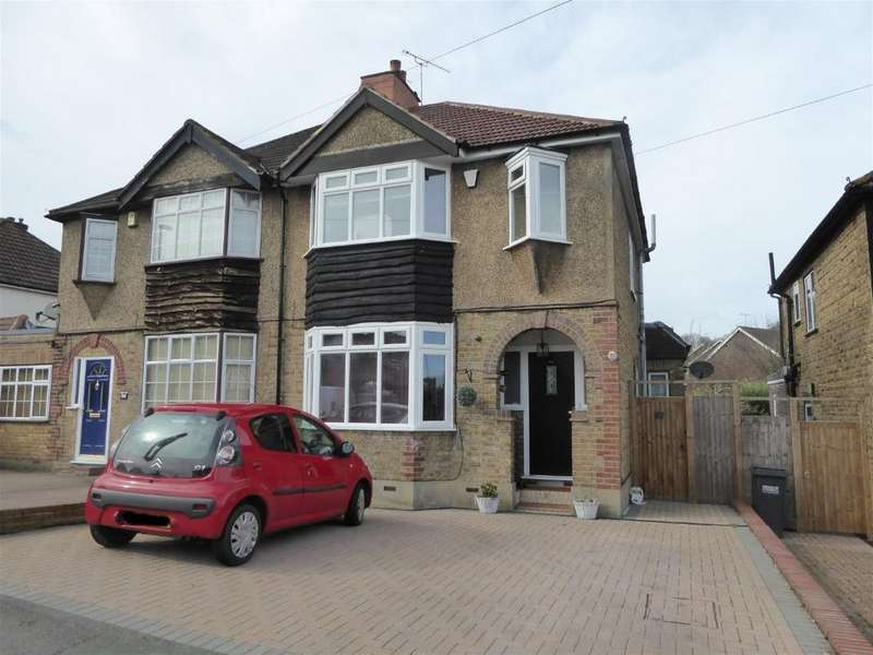 3 Bedrooms Semi Detached House for sale in Sundale, Avenue, South Croydon, CR2 8RX