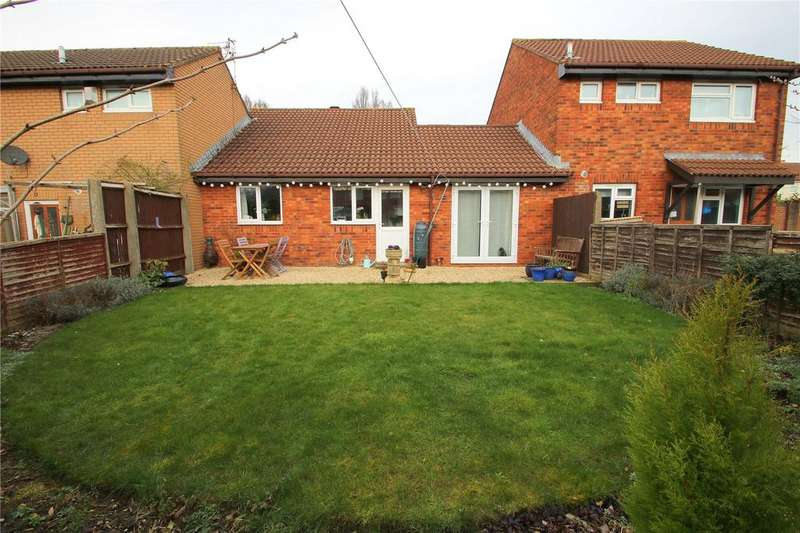 2 Bedrooms Bungalow for sale in Kylross Avenue, Whitchurch, Bristol, BS14