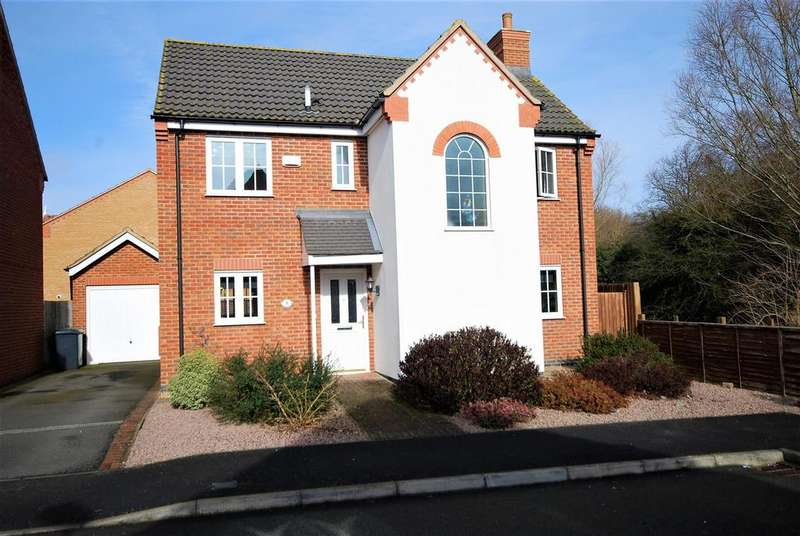 4 Bedrooms Detached House for sale in Giles Road, Spalding