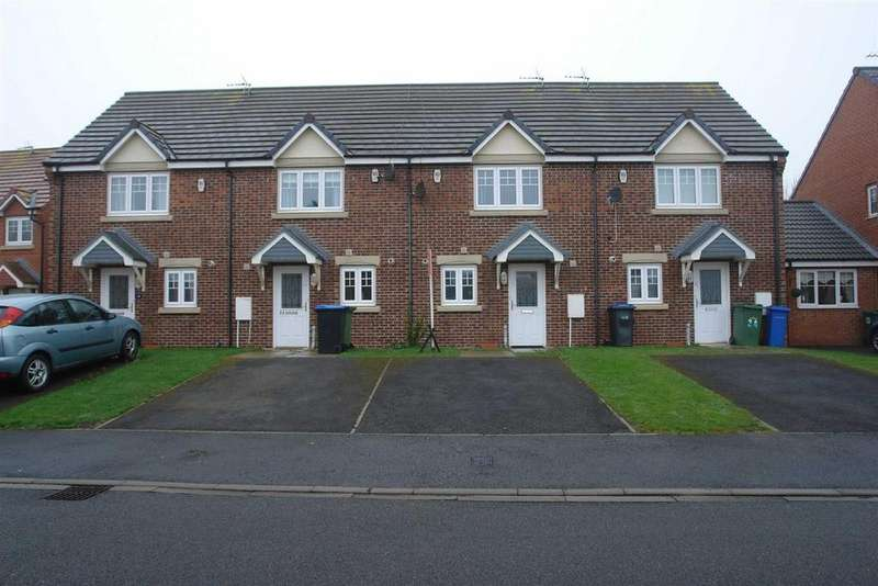 2 Bedrooms Terraced House for rent in Beadnell Drive, East Shore Village, Seaham