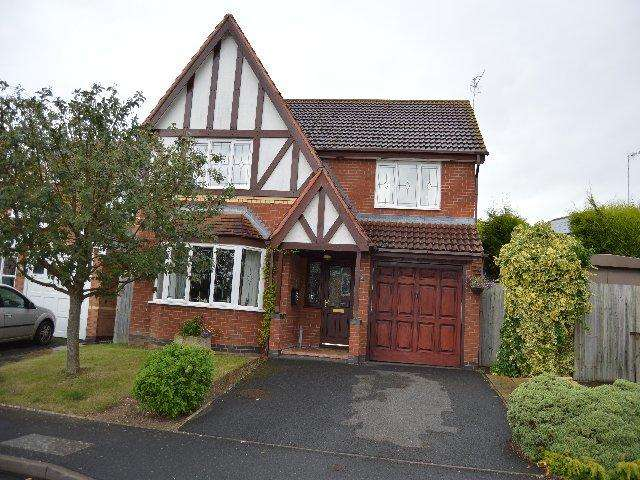 4 Bedrooms Detached House for rent in Emes Close, Wyre Piddle WR10