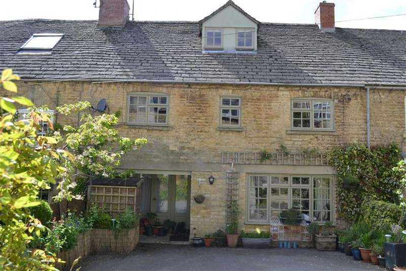 3 Bedrooms Mews House for rent in Kings Head Mews, Chipping Norton, Oxfordshire