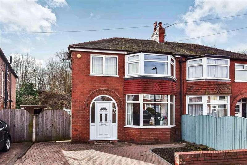 3 Bedrooms Semi Detached House for sale in Downs Drive, Timperley, Cheshire, WA14