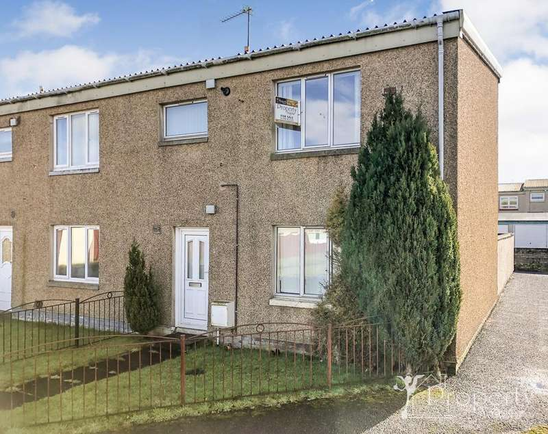 3 Bedrooms End Of Terrace House for sale in Appledore Crescent, Bothwell G71