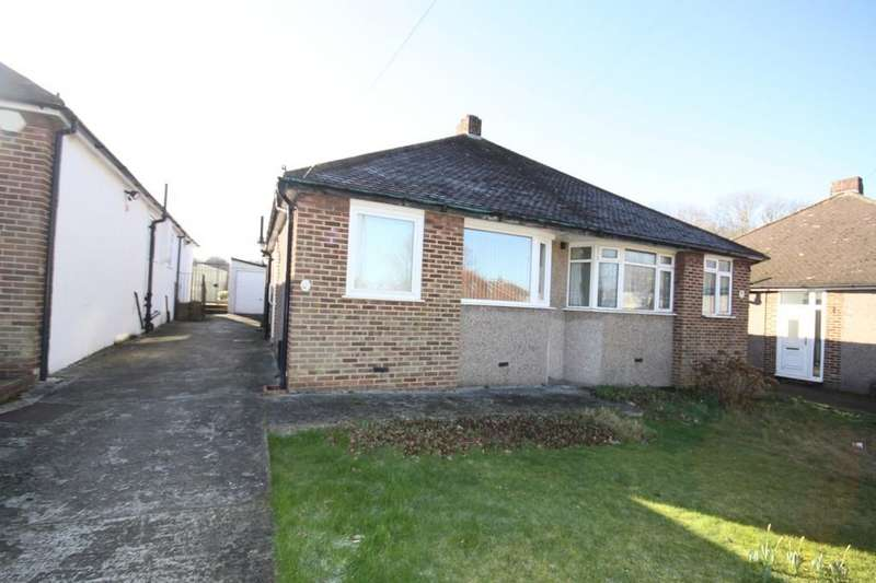 2 Bedrooms Semi Detached Bungalow for sale in Eynsford Close, Petts Wood