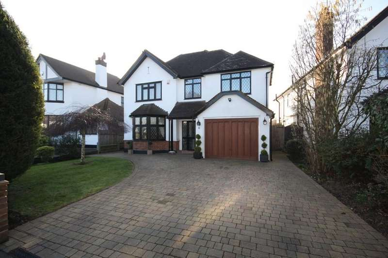 5 Bedrooms Detached House for sale in Sherborne Road, Petts Wood